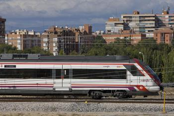 Modificación temporal del servicio de Cercanías Madrid