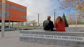 Descubre los versos que se esconden en las calles de Rivas