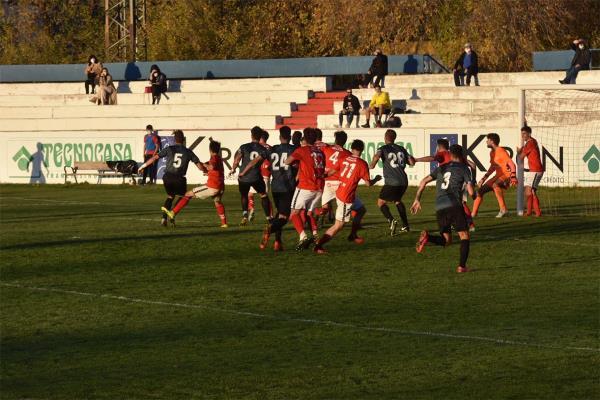 RSD Alcalá 0-0 Rayo B: