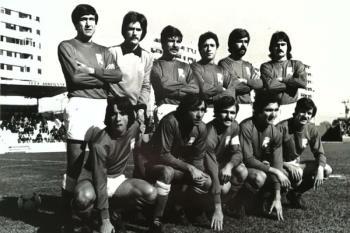 A primeros de este mes la RSD Alcalá cumplía 96 años de historia con los que han llenado los corazones alcalaínos desde que aquellos niños empezaron a jugar con un balón por las Eras de San Isidro.