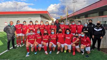 """Para la responsable y Directiva del Club, Cristina Casas, este hecho """"llega a constatar el objetivo claro del Club para afianzar de manera significativa la apuesta de la RSD Alcalá por el Fútbol Femenino"""""""