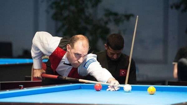 El jugador del Club Billar Móstoles se ha alzado con la victoria de este campeonato internacional