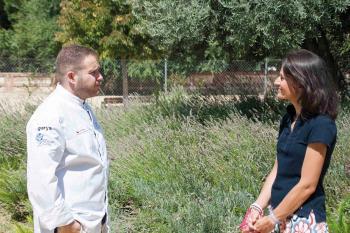 El chef, formado y curtido en nuestra ciudad, es el director nacional de la Selección Española de Cocina de Madrid