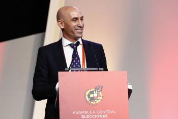 La asamblea celebrada el pasado lunes ha reelegido a Rubiales para el tramo 2020-2024