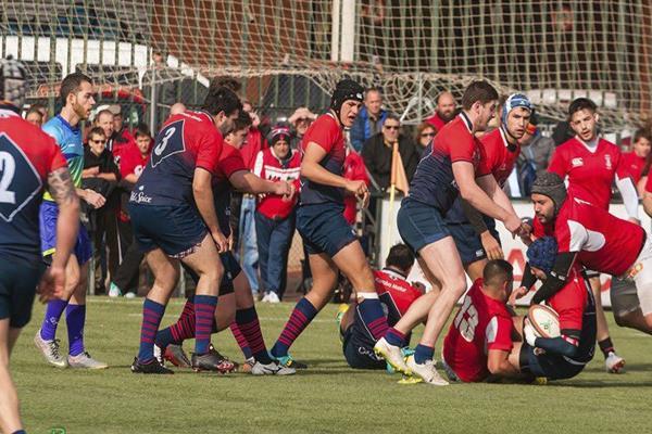 Rugby Majadahonda, a un partido de la División de Honor B