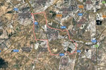La Comunidad de Madrid ha elaborado un mapa que registra 997 casos en nuestro municipio