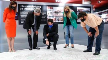 La Comunidad de Madrid impulsa la utilización del transporte público sostenible