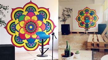 Un espacio íntimo y acogedor para que los jóvenes demuestren su arte