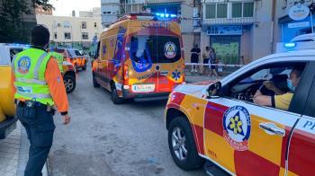 Un hombre de San Blas recibió un disparo en el hombro izquierdo