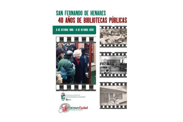 Rafael Alberti asistió en 1991 a la inauguración de la entonces biblioteca infantil y juvenil