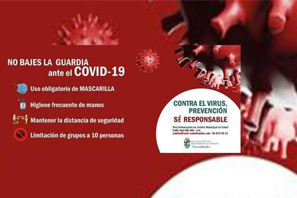 El Ayuntamiento lo ha anunciado tras el aumento de casos por coronavirus en la región
