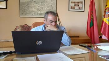 Javier Corpa denunció no obtener respuesta del Ejecutivo autonómico