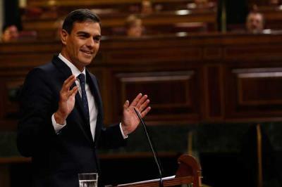 Lee toda la noticia 'Sánchez consigue prorrogar 'in extremis' el estado de alarma 15 días más '