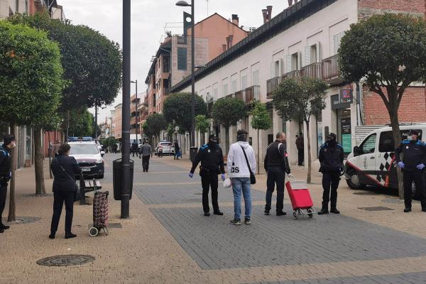 Sanidad notifica un nuevo brote en Getafe de ámbito laboral de la hostelería