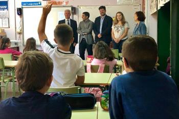 El ayuntamiento trabaja para asegurar las medidas de prevención ante la fase de escolarización
