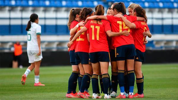 Santo Domingo, la casa de la Selección Española de Fútbol Femenino