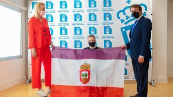 La jugadora de baloncesto representará a España en las paralimpiadas