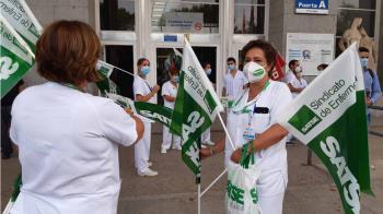 El sindicato exponen las principales reivindicaciones para los profesionales de Enfermería y Fisioterapia