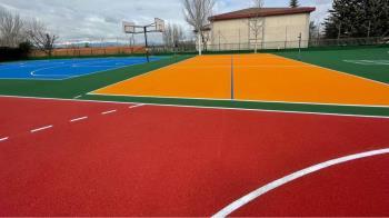 El Ayuntamiento de Sanse comunicó que le verano pasado se realizaron reformas en quince colegios públicos