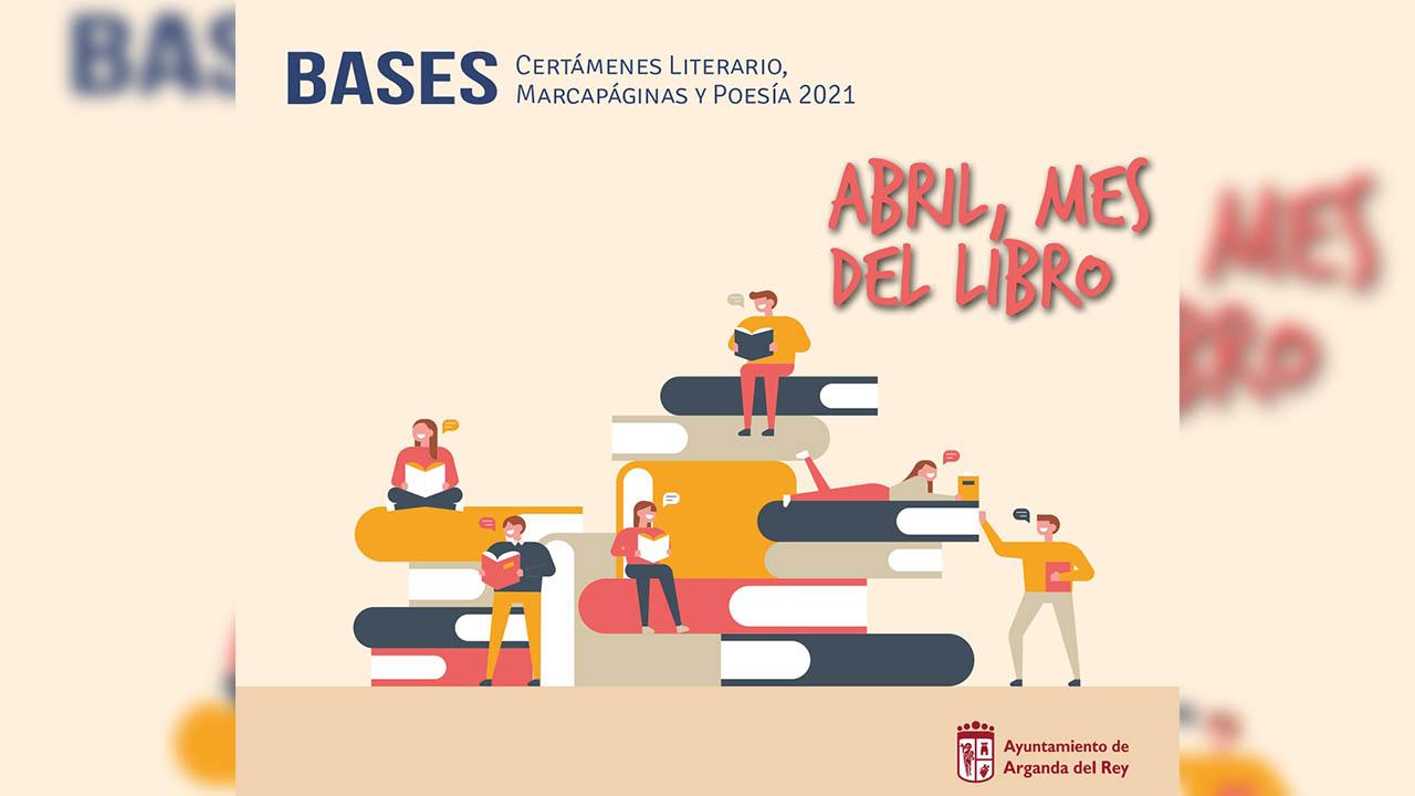 Este año son el XXXII Certamen Literario, el XX Certamen de Marcapáginas y el IV Certamen de Poesía