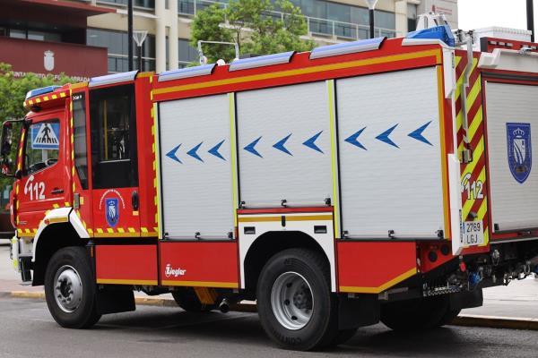Se convocan tres plazas de bomberos conductores en Fuenlabrada