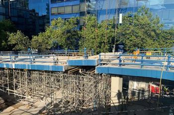 La finalización de los trabajos se hará en el mes de noviembre