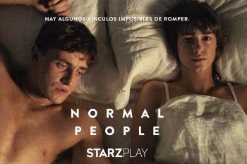 Se trata de una adaptación de la novela de Sally Rooney