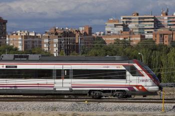 Cercanías Madrid colocará los dispensadores los próximos días