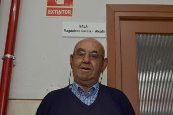 Tras el fallecimiento de Magdaleno García-Alcalá el pasado viernes, CCOO del Henares le dedica una sentida carta