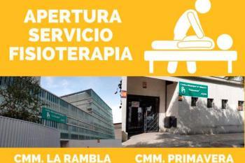 Los Centros Municipales de Mayores de Coslada vuelven a prestar estos servicios