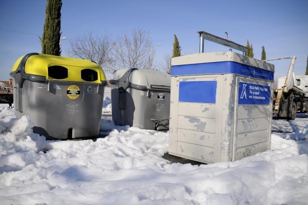 Se restablece la recogida de basuras en Boadilla
