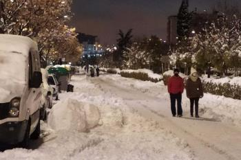 La Comunidad de Madrid mantiene sus avisos meteorológicos para esta semana
