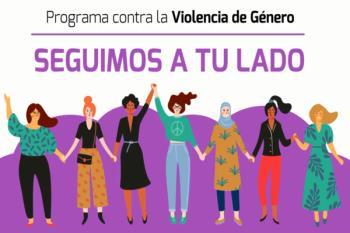 Las profesionales del programa recuerdan a las mujeres los recursos a su alcance a través de un vídeo