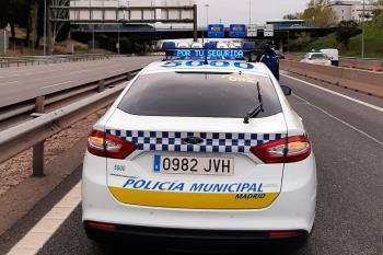 Esta semana la Policía Municipal de Madrid inicia su campaña de control sobre motocicletas y ciclomotores