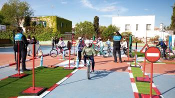 Esta actividad se realiza anualmente desde infantil hasta sexto de primaria