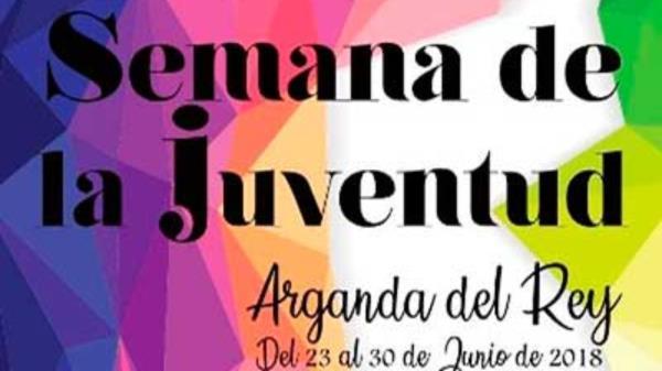 ¡Vuelve la Semana de la Juventud a Arganda!