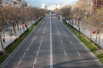 El Ayuntamiento de Madrid peatonaliza más de 14,7 kilómetros para que los madrileños se animen a moverse a pie