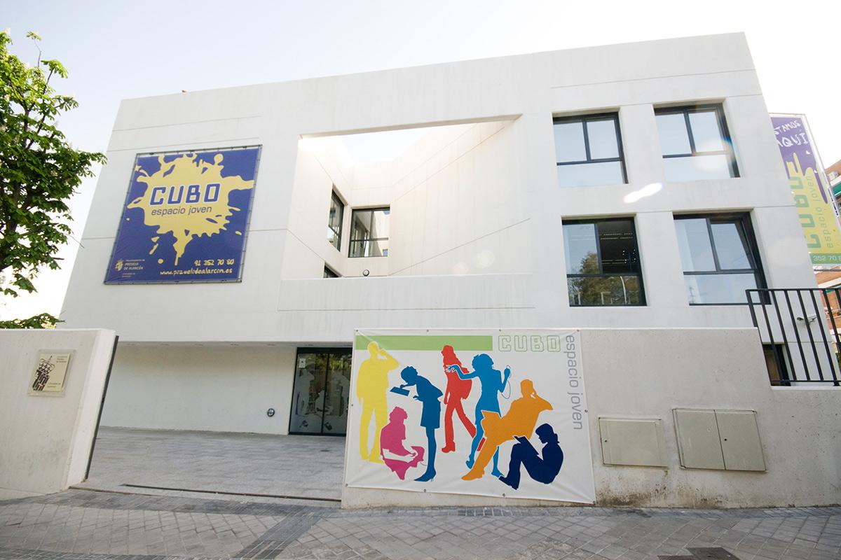Las actividades se realizarán en el CUBO Espacio Joven de Pozuelo