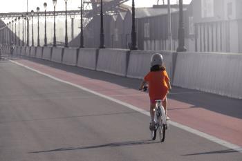 Leganés lucha por incrementar el uso de la bicicleta