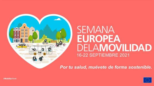 La semana europea de la movilidad ya está aquí y en Parla se celebra por todo lo alto en su red de tranvía