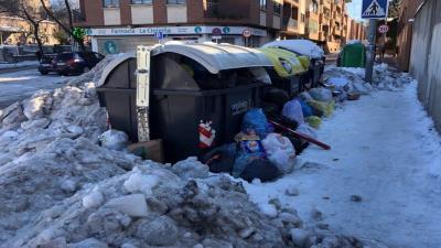 Lee toda la noticia '¿Será Urbaser sancionado por las deficiencias en la recogida de basuras? '