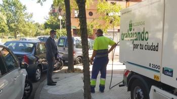 Las mejoras en la limpieza viaria y en la recogida de residuos se adaptan a la nueva ordenanza municipal que acaba de ser aprobada por el Pleno de la Corporación Municipal