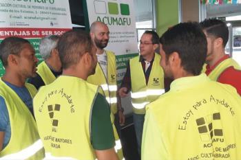 ACUMAFU pone en marcha este servicio en Fuenlabrada