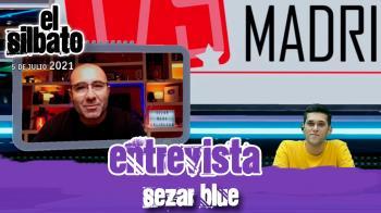 El youtuber atiende a TV de Madrid para hablar sobre sus inicios, sus rutas y el próximo contenido del canal