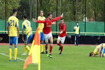 El Alcalá fue superior durante todo el partido y logró su primera victoria de la temporada