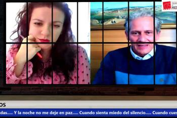 Hablamos con el alcalde de Villaviciosa de Odón, José Luis Pérez Viu, para analizar la crisis sanitaria en nuestro municipio