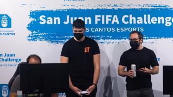 Tres Cantos ha organizado la primera edición del San Juan FIFA Challenge