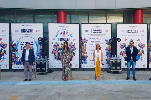 Sidonie, Carlos Sadness, Martita de Graná o Cantajuego: IFEMA apuesta por la diversión 360°