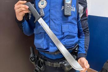 Se desconoce el detonante de la disputa frenada por una rápida actuación de la Policía Municipal