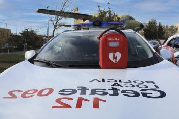 La Policía Local de Getafe contará con una nueva sala de comunicaciones